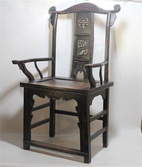 antik stuhl rar antik sessel stuhl china 1820 massiv holz sessel alt