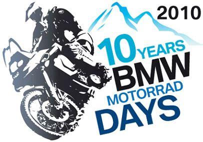 Bmw Motorrad Days Logo by Bmw Motorrad Days In Garmisch Partenkirchen Motorcycle