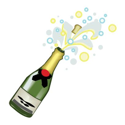 wine bottle emoji chagne bottle emoji iphone pictures to pin on pinterest