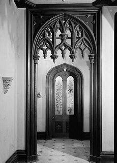 gothic revival interior pittsburgh gothic interior