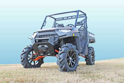 "3"" signature series lift kit polaris ranger xp 1000"