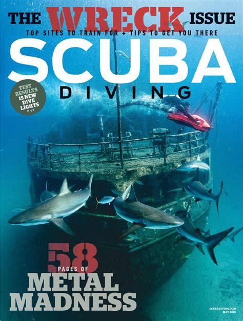 scuba dive magazine magazine scuba diving may 2016 usa read