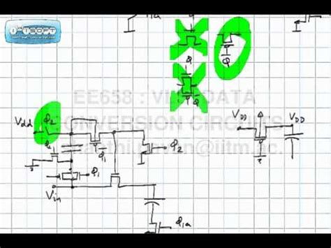 bootstrap circuit working lecture 8 the gate bootstrapped switch continued the nakagome charge