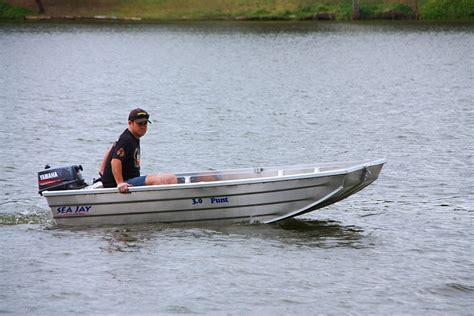 punt a boat sea jay aluminium boats punt sea jay boats