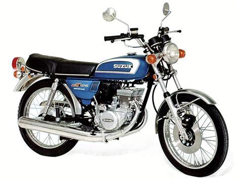 Suzuki 125 Gt Suzuki Gt 125 1974 1975 1976 1977 Autoevolution