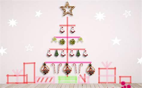 225 rbol de navidad en la pared home decor pin