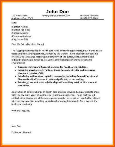 Resume Cover Letter Closing Statement Closing Letter Statement General Resumes
