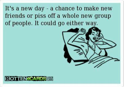 day ecards it s a new day makes me smile