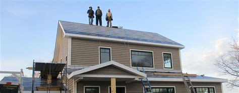 an advanced roof shreveport advanced roof maine roofing contractor standing seam