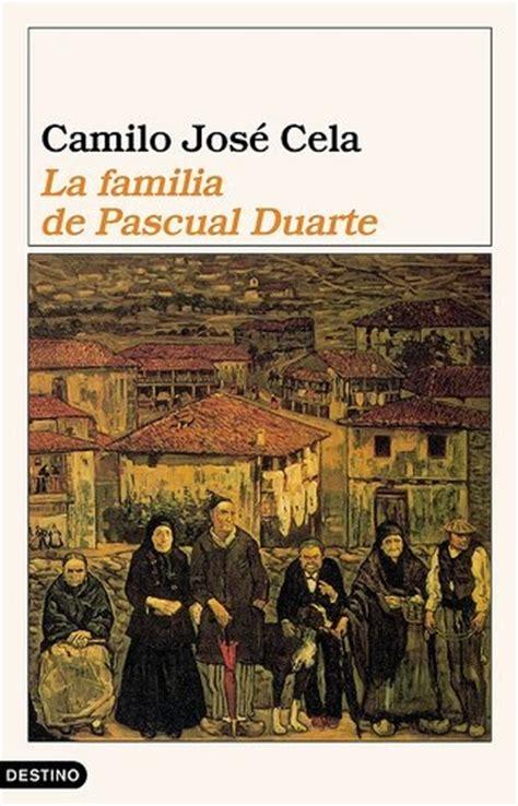 pdf la familia de pascual la familia de pascual duarte de camillo jose cela books worth reading