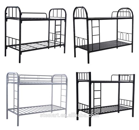 cheap refugee bunk bed metal bed frame buy