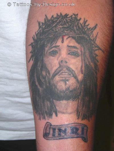 jesus inri tattoo designs jesus tattoo