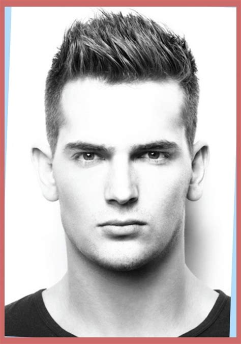 different hair cuts for head shapes men men s haircuts for all face shapes hairstyles 2016