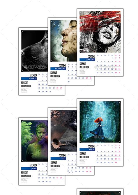 layout calendar design 2016 21 best calendar templates for 2016 web graphic design