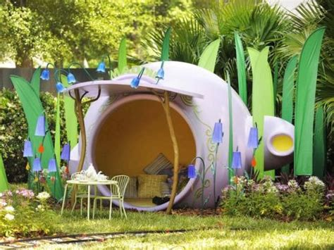 kids dream backyard home made tinkerbell playhouse parenting you re dong it right autism aspergers