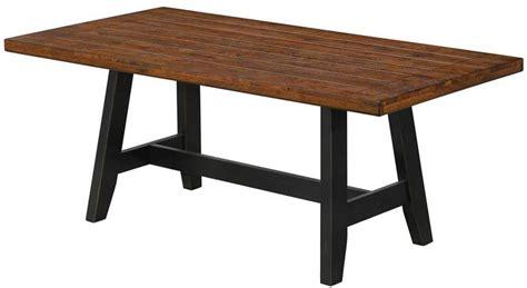 dallas designer furniture waller rustic kitchen table