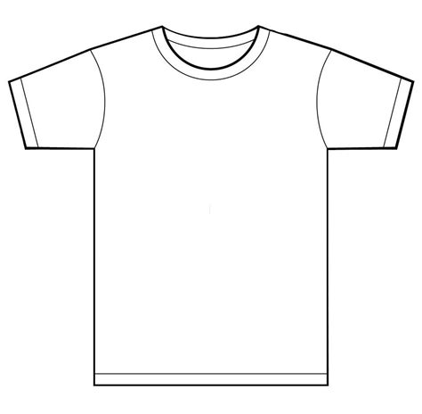 T Shirt Template Illustrator The Best Template Ideas Adobe Illustrator T Shirt Template