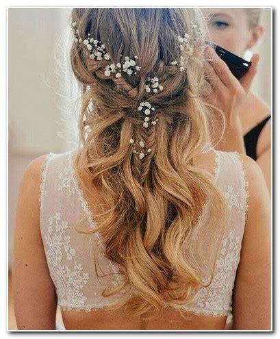 wedding hairstyles medium length hair down | new hairstyle