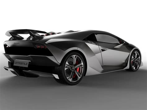 Lamborghini Sesto Elemento photos and wallpapers