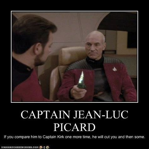 Capt Picard Meme - pin by shel holmes on picard pinterest