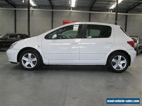 white peugeot for sale peugeot 307 for sale in australia