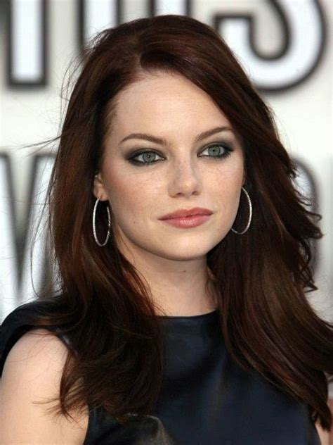 hairstyles dark hair 30 dark red hair color ideas sultry showstopping styles