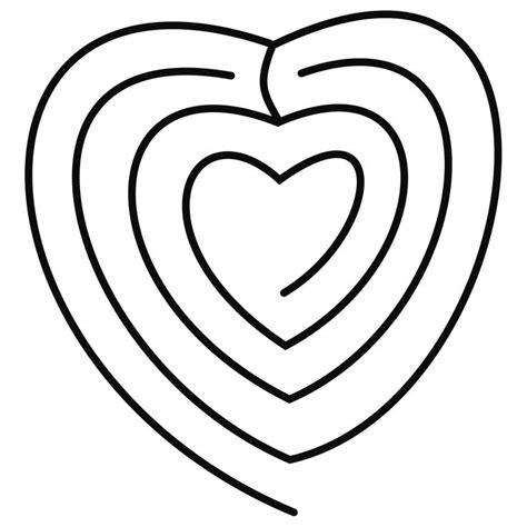 hartlabyrint ontwerp van selma sevenhuijsen uit haar