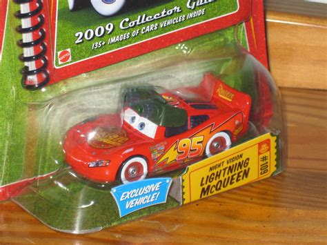 lightning mcqueen night l dan the pixar fan cars night vision lightning mcqueen
