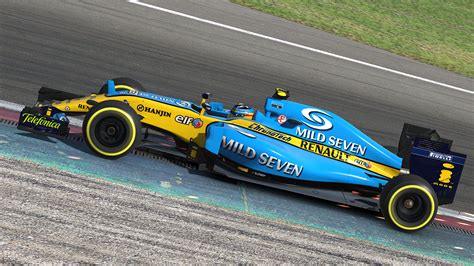 2006 f1 renault r26 by mike owen trading paints