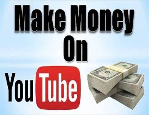 Make Money Online On Youtube - how to make money on youtube traders