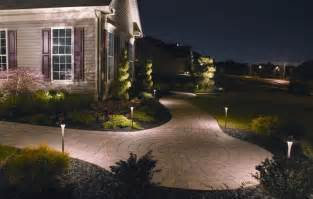 Outdoor Landscaping Lights Landscape Lighting Cut Above The Rest