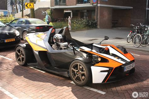 Ktm Auto X Bow by Ktm X Bow 26 March 2017 Autogespot