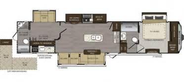 5th wheel floor plans northside rvs