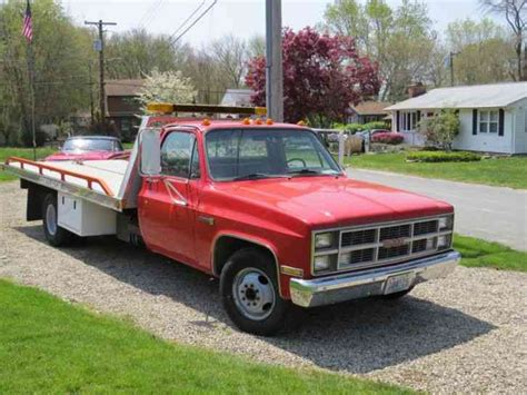 3500 gmc for sale gmc 3500 1983 wreckers