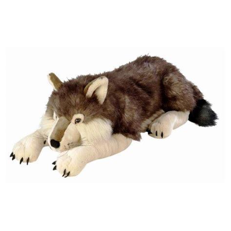 lobo gigante comprar peluche lobo gigante 161 venta online peluchilandia