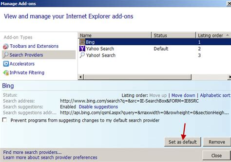 how can i remove bing from internet explorer 9 makeuseof how to remove uninstall yahoo toolbar from internet explorer