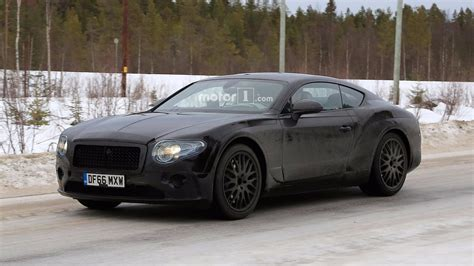 bentley camo bentley continental gt spied with more revealing camo