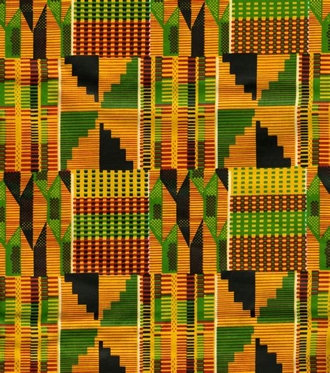 Exotic Colors by Ethnic Fabric African Kente At Joann Com