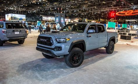 Toyota Tacoma Trd Pro Price 2017 Toyota Tacoma Trd Pro Review Price Release Date