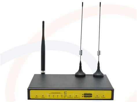 ip 3g przemys蛯owy router ip lte 3g wcdma hspa dual sim 4 x lan