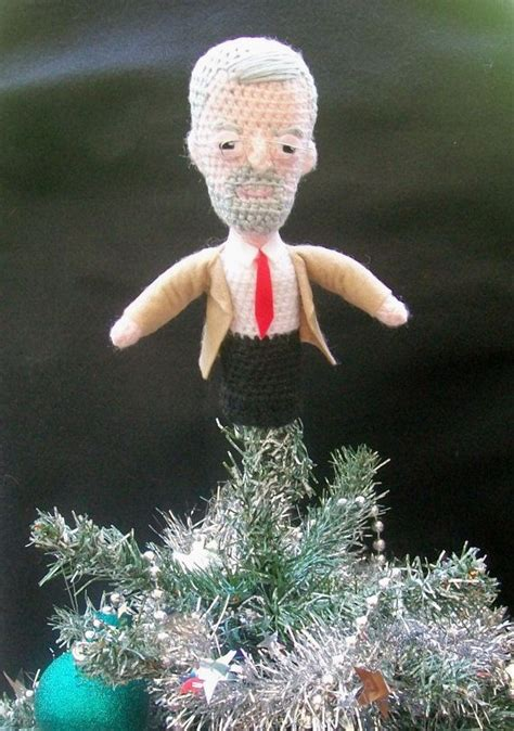 knitting pattern christmas tree topper crochet pattern jeremy corbyn alternative xmas tree