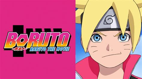 boruto logo boruto naruto the movie official trailer youtube