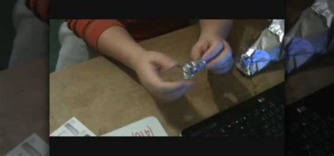 How To Make A Paper Bullet - how to make a tinfoil bullet for a paper gun that shoots