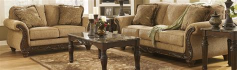 ashley furniture living rooms buy ashley furniture 3940138 3940135 set cambridge amber