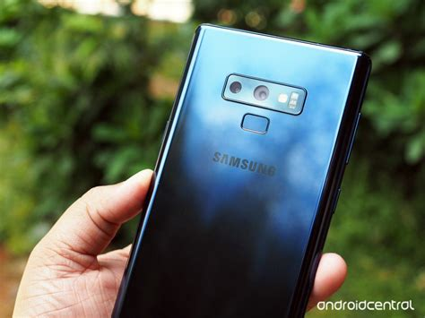 samsung galaxy note 9 review 3 months later the uncompromising flagship android central