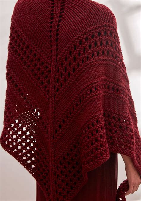 triangle scarf pattern knitting free 1000 images about free knitting patterns on