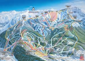 colorado resort map every colorado ski resort trail map aspen vail copper