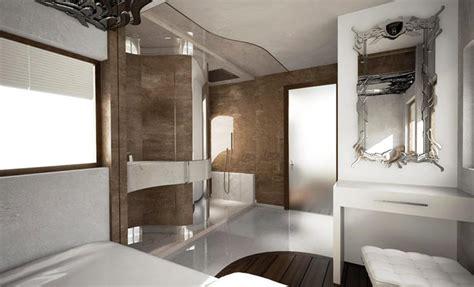 Interior Design For Bathrooms Salle De Bain Du Camping Car De Luxe Palazzo Arkko