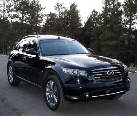 how to sell used cars 2006 infiniti fx electronic valve timing sell used 2006 infiniti fx35 suv in golden colorado united states for us 20 900 00