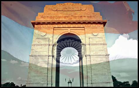 Free Download Wallpaper HD : india gate delhi high